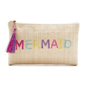 NWT Kayu Mermaid Pouch Clutch from Shopbop